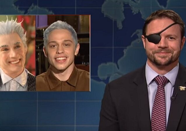 Weekend Update: Pete Davidson Apologizes to Lt. Com. Dan Crenshaw - SNL