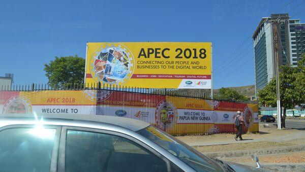 APEC 2018 - Sputnik International