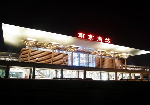 Nanjing South Railway Station