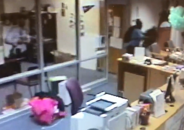 Atlanta's Channel 2 Action News obtains surveillance footage showing former school employee body slamming student onto a desk