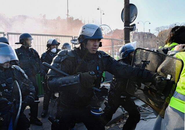 Fuel Protests in France