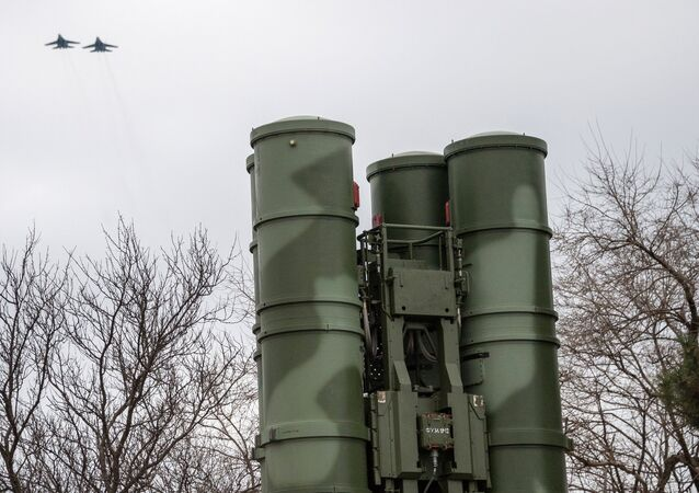 S-400 the next-generation mobile missile system