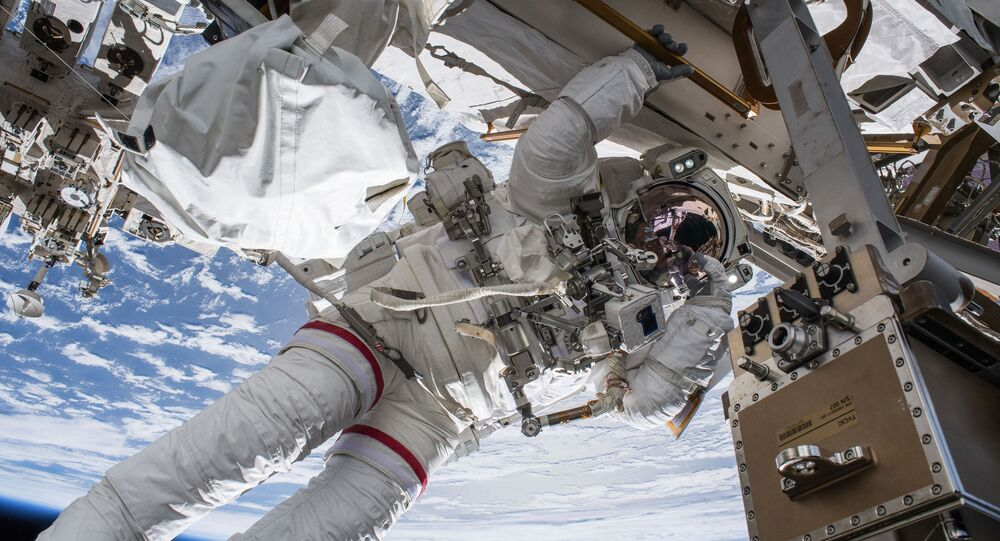 NASA astronauts rehearse upcoming crew mission to ISS