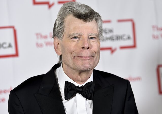 Stephen King attends the 2018 PEN Literary Gala