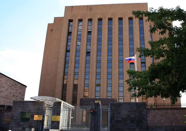 Embassy of Russia in Armenia, Yerevan