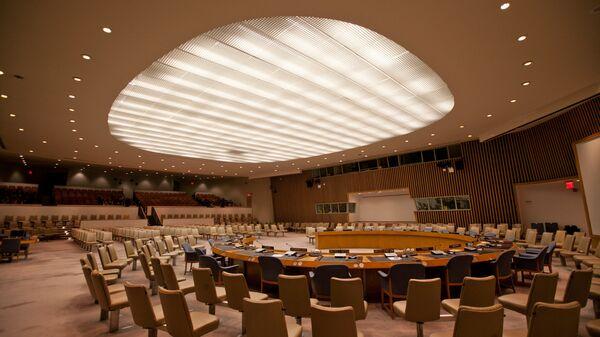 UN Security Council chamber (File photo). - Sputnik International