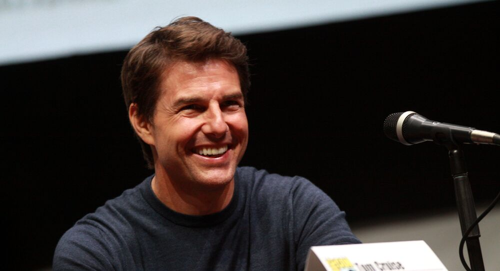 A Tom Cruise Space Movie Will Be Shot