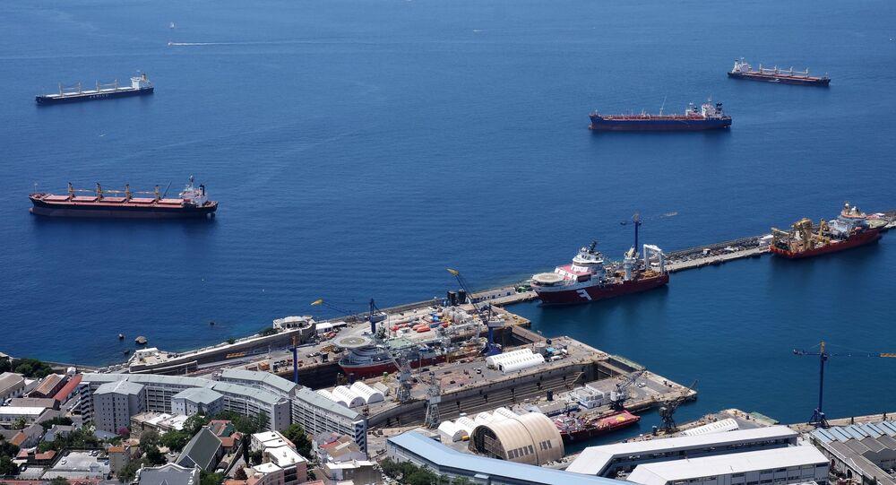 Seaport, Gibraltar