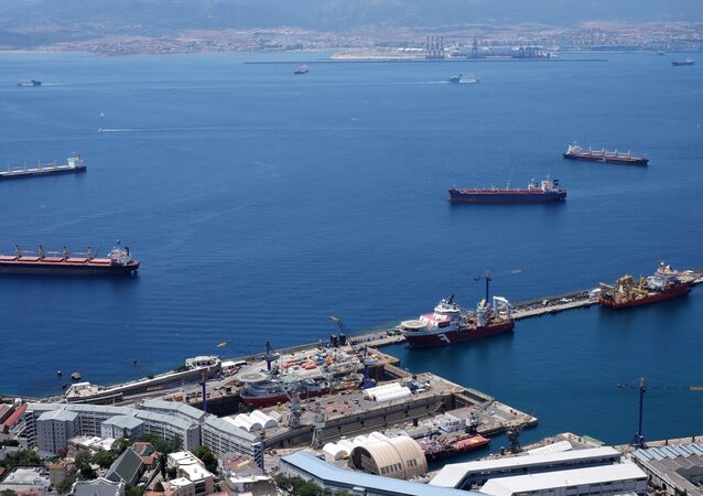 Seaport, Gibraltar