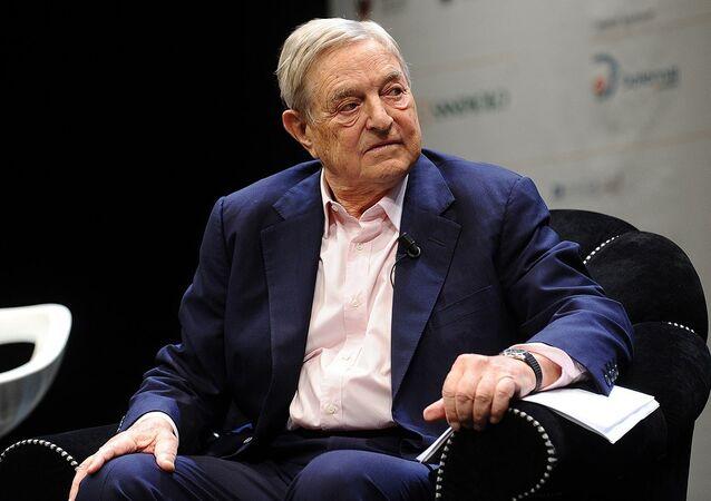 George Soros (File)