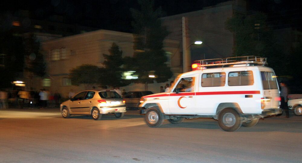 At least 19 dead as explosion hits clinic in Iran