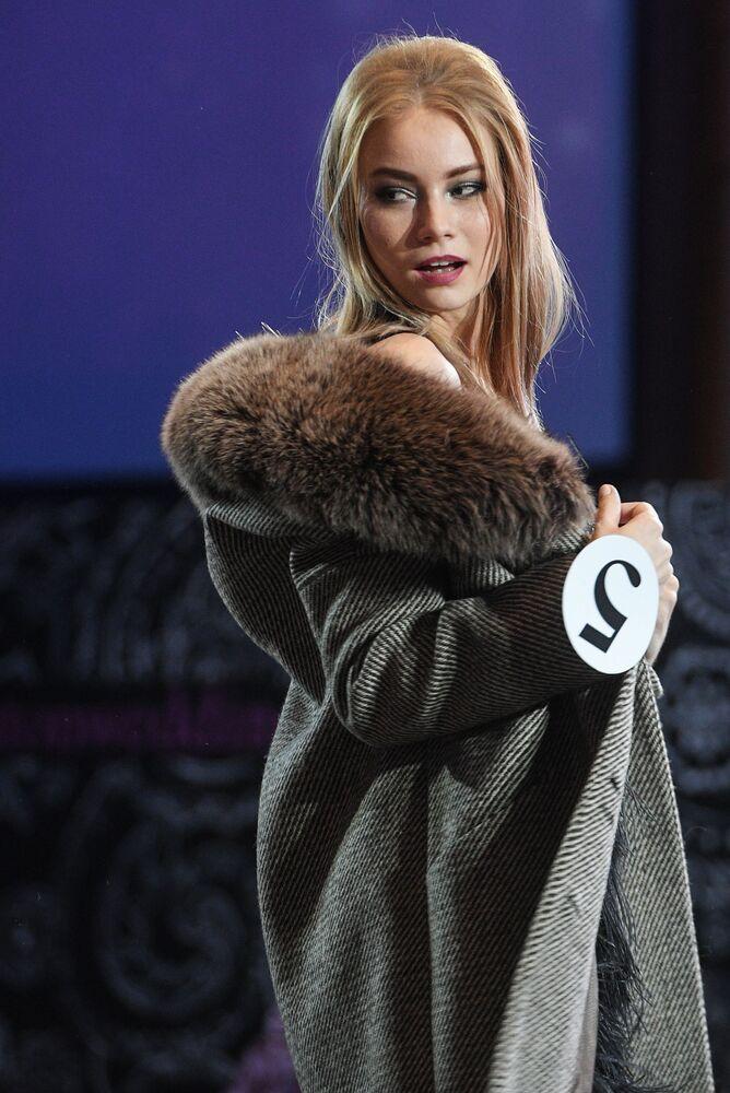 russian top model and top model plus finals show off