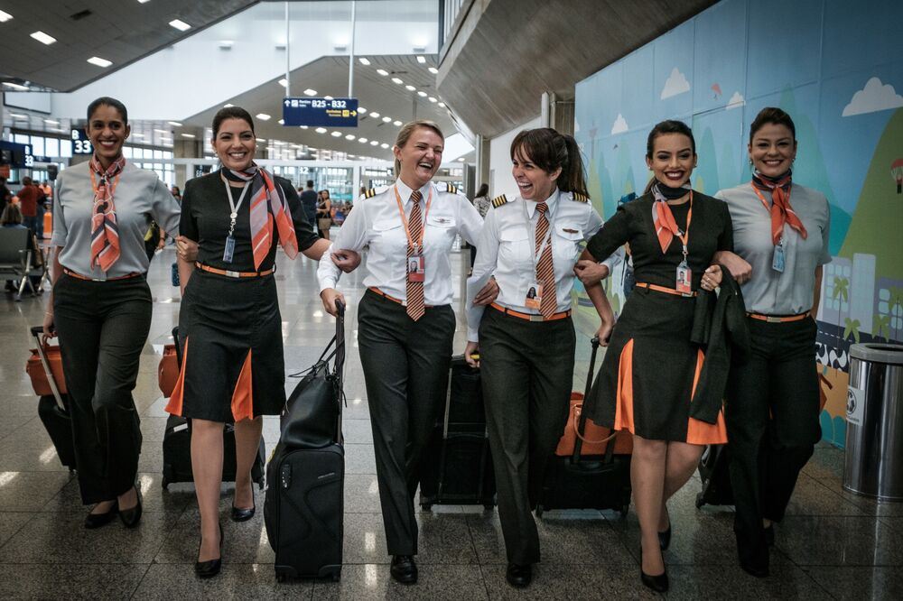 Women in Aviation: Conquering the Skies One Flight at a Time