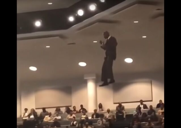 The Flying Pastor