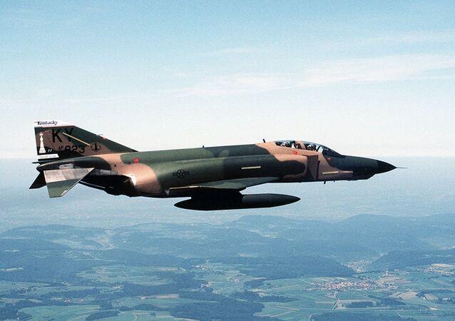 U.S. Air Force McDonnell RF-4C-24-MC Phantom II