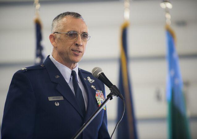 U.S. Air Force Col. Thomas W. Jackman Jr