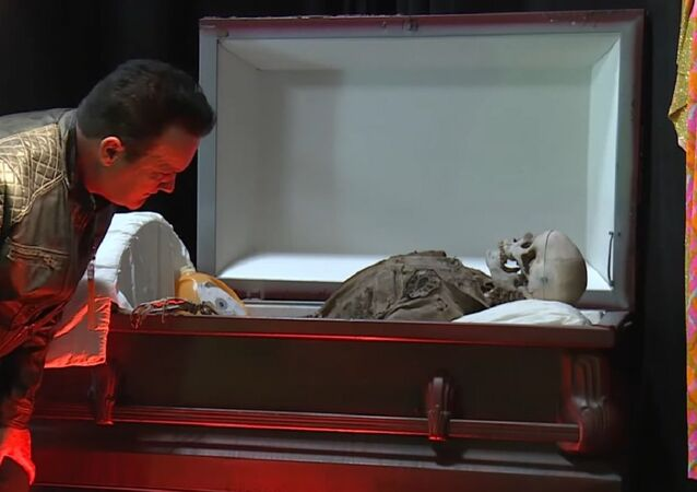 USA: Twin Peaks character's casket up for grabs in California auction