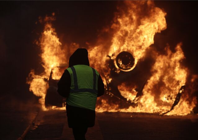 France 'Yellow Vests' protests