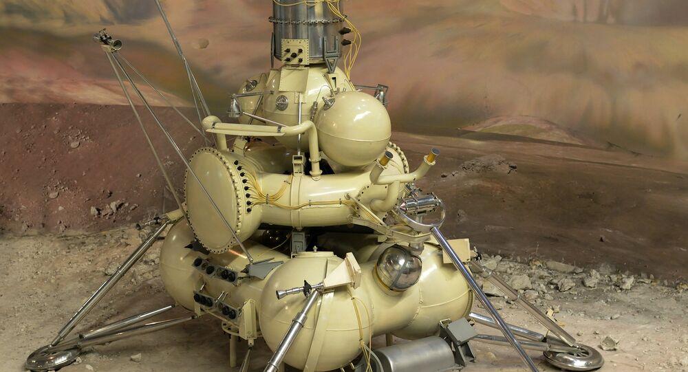 Luna-16, 1970 USSR unmanned moon probe