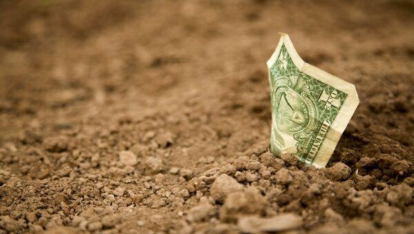US dollar  - Sputnik International