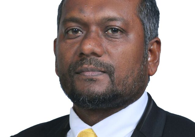 Fayyaz Ismail, Minister of Economic Development, Maldives