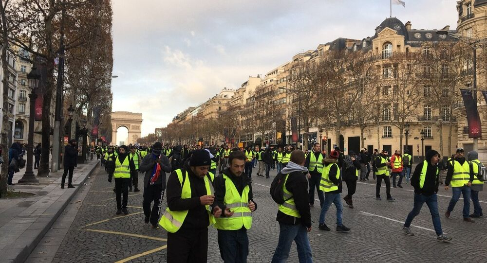 'Yellow Vests' Protesters