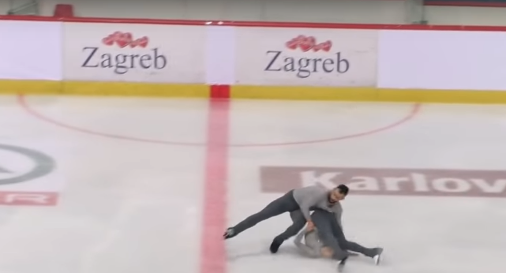 Ashley Cain & Timothy LeDuc USA Free Skate 2018 Golden Spin of Zagreb