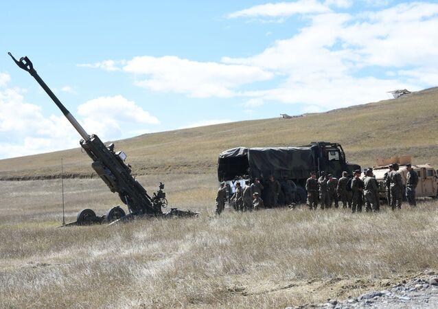 NATO Drills Agile Spirit in Georgia