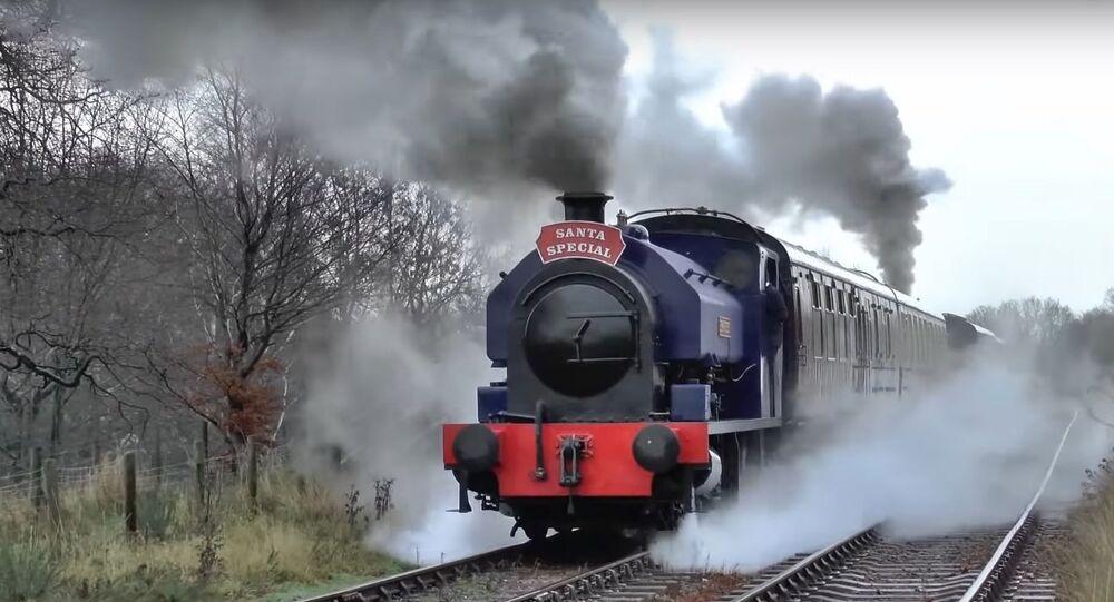 Pontypool & Blaenavon Railway Santa Specials 2018