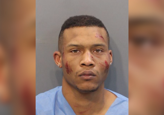 Tennessee rapper International Tax was beaten by police on video before his arrest.