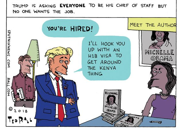 Who Wants a Job? Anyone … Mueller?