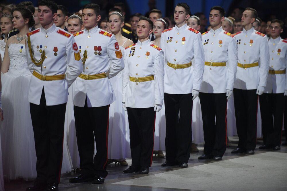 Save the Last Dance for Me: International Kremlin Cadet Ball