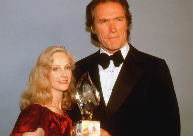 Sondra Locke, pictured with Clint Eastwood when they were co-stars and lovers, has died aged 74