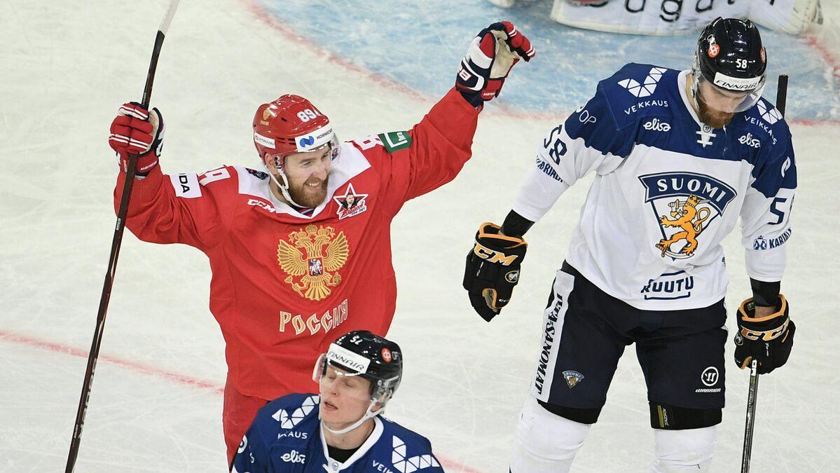 Russian National Ice Hockey Team Wins 2019 Worlds Bronze Beating Czech Team Sputnik International