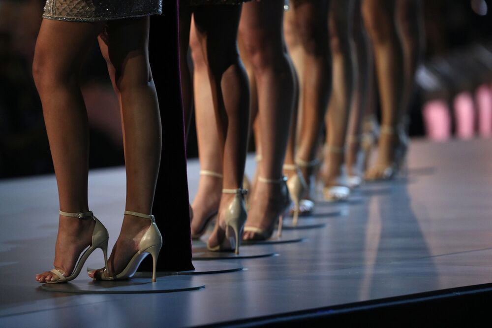 Legs of the Miss World 2018 Contestants