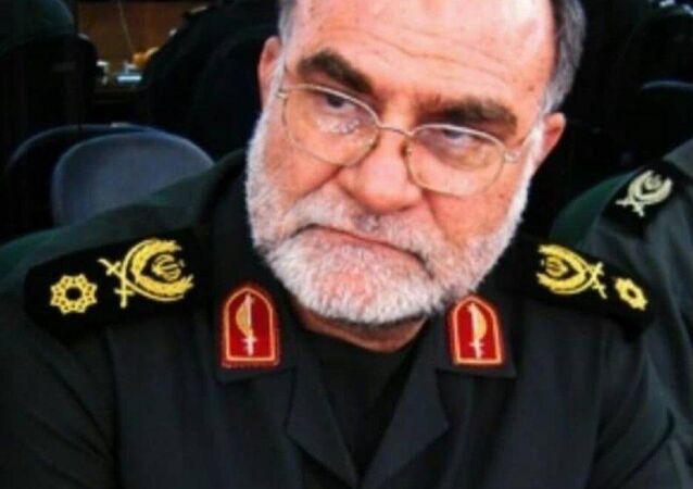 Iranian Revolutionary Guard Brig. Ghodratollah Mansouri