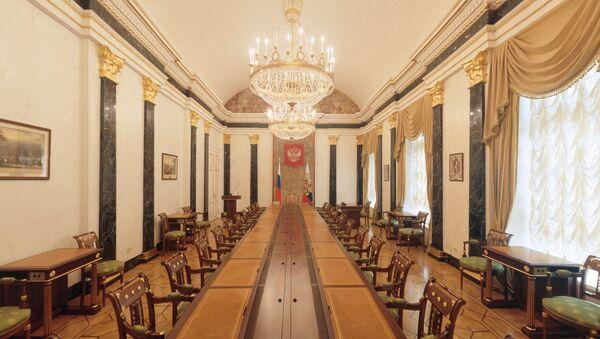 Room of the Security Council. Senate Palace. Moscow Kremlin - Sputnik International