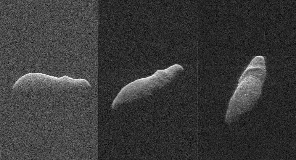Near-Earth Asteroid 2003 SD220