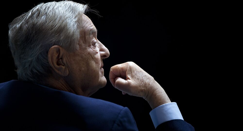 George Soros, Chairman of Soros Fund Management