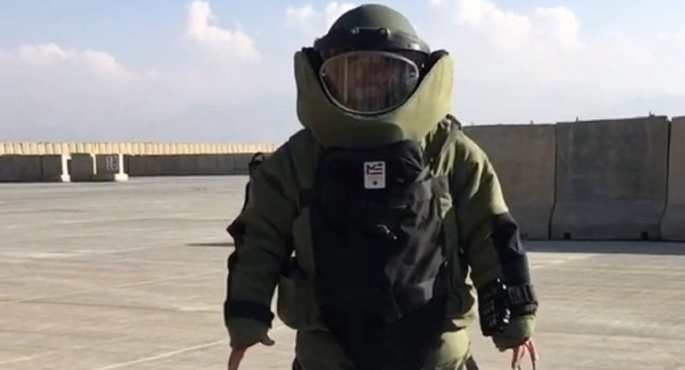 Bomb-suit burpees