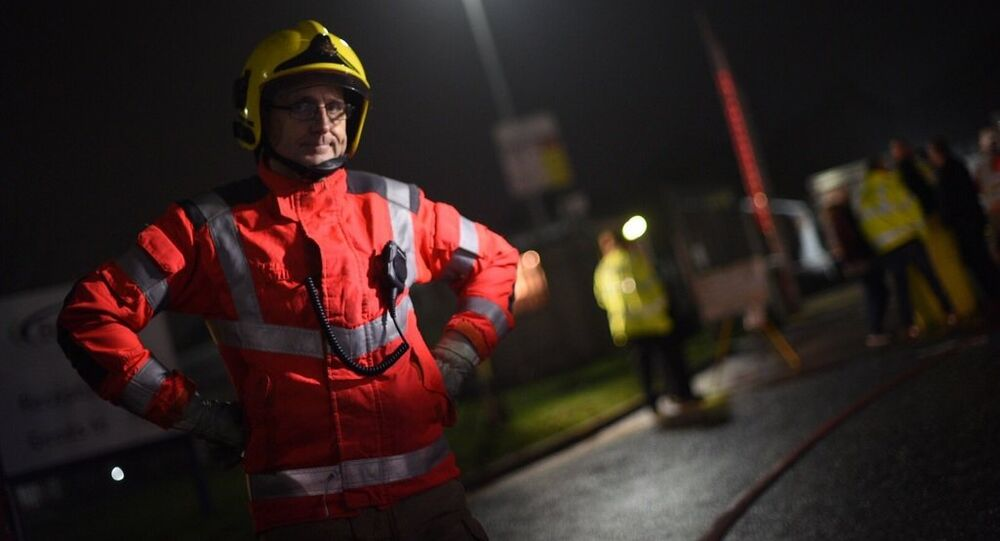 Greater Manchester Fire & Rescue Service Verified