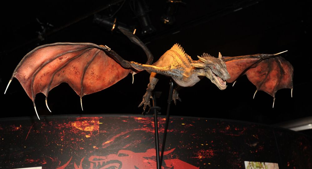 HBO and Time Warner Cable open Game Of Thrones exhibition on Wednesday March 27, 2013 in New York.