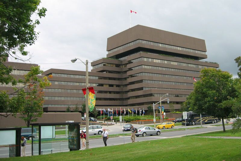 Foreign Affairs Building of Canada
