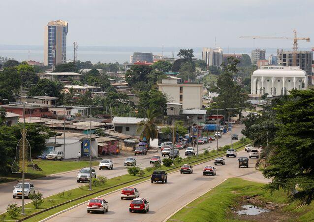 Libreville, Gabon's capital