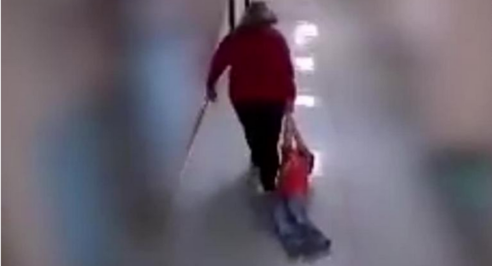 Boy with autism dragged through Kentucky school hallway