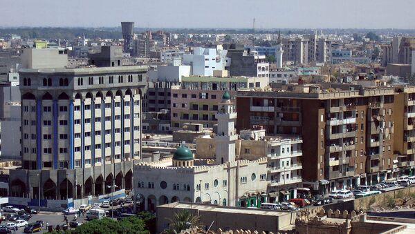 Tripoli Panorama - Sputnik International