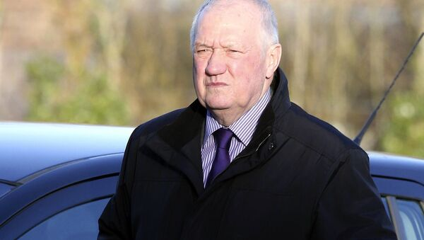 David Duckenfield, the police commander at Hillsborough, who has gone on trial for manslaughter by negligence - Sputnik International