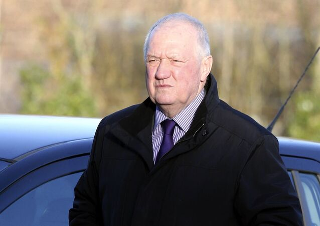 David Duckenfield, the police commander at Hillsborough, who has gone on trial for manslaughter by negligence
