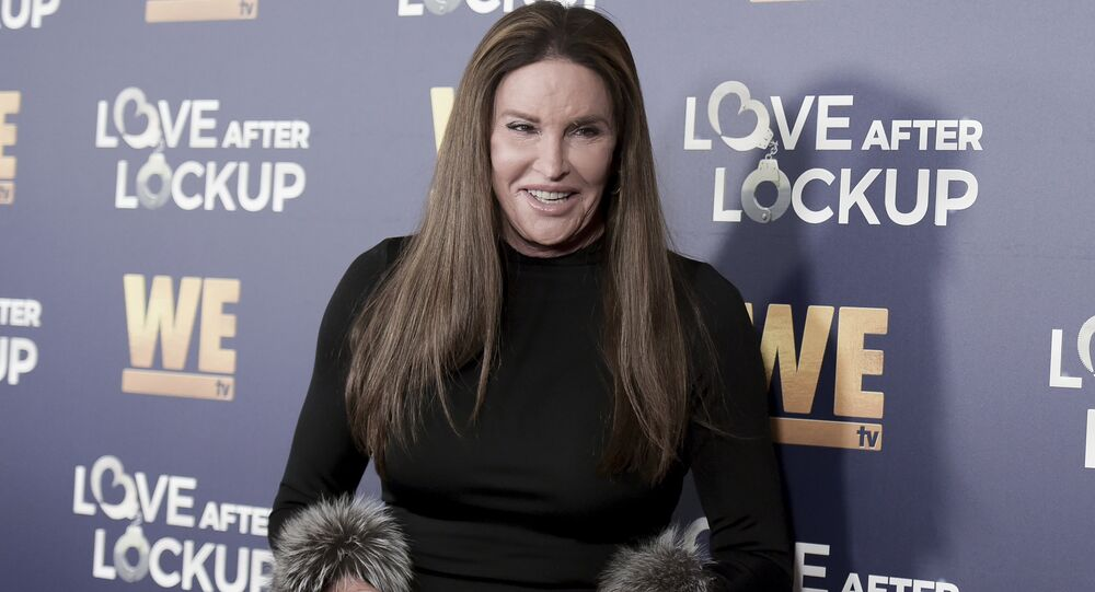 Caitlyn Jenner attends Real Love: Relationship Reality TV's Past, Present and Future on Tuesday, Dec. 11, 2018, in Beverly Hills, Calif.