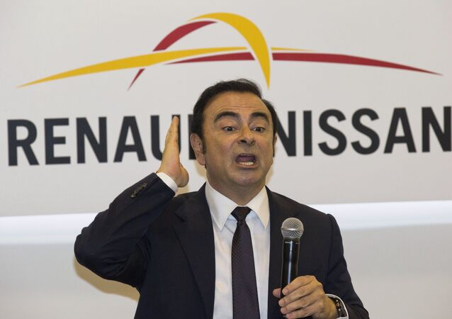 JAPAN NISSAN GHOSN COUP